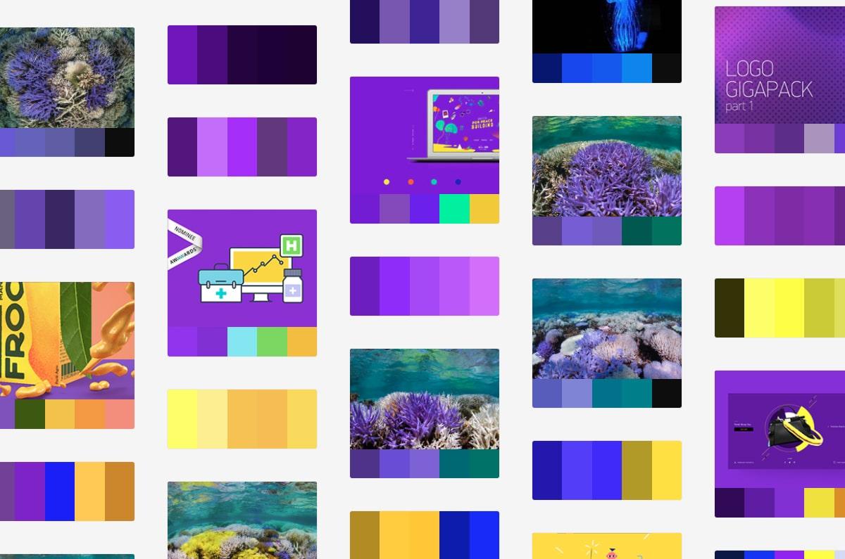 Игры с цветом